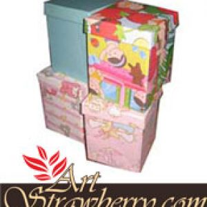 Giftbox GT4 (10x10x13)cm
