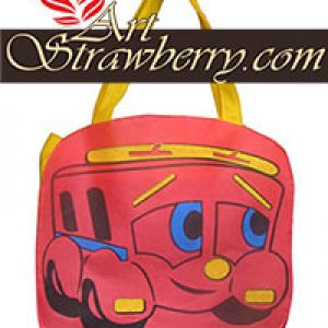 Goody Bag Cars (31×28)cm