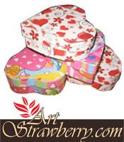 kotak kemasan love