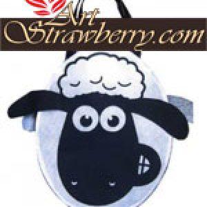 Shaun The Sheep (32×27)cm