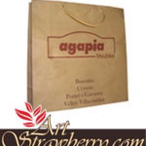 Paperbag Agapia (34x9x32)cm