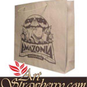Paperbag Amazone (34x9x32)cm