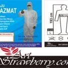 Baju Antivirus HAZMAT